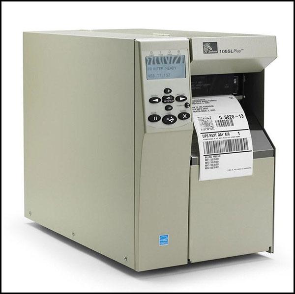 Máy in mã vạch chuyên dụng cho công nghiệp