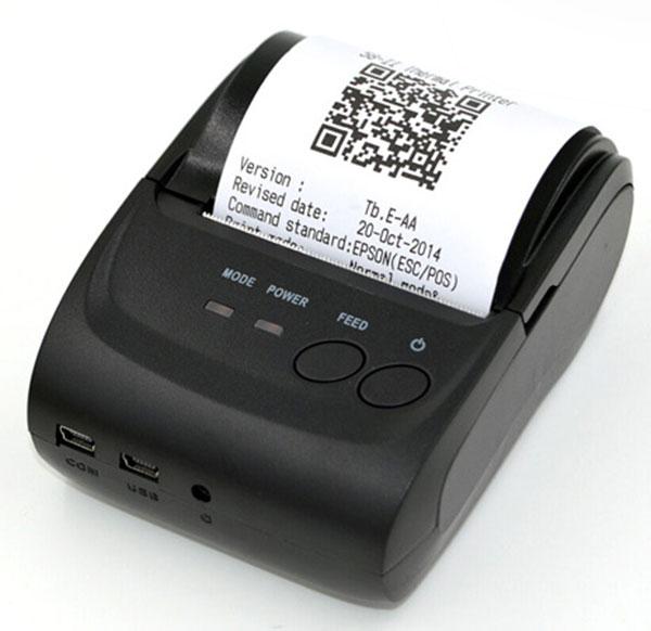 Máy in hoá đơncầm tay di động HTPOS - 5802LD