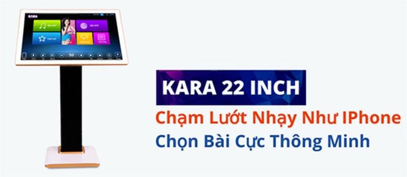 Màn hình karaoke cảm ứng Kara M10