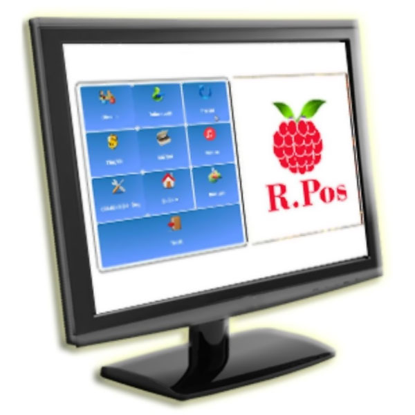Máy tính tiền R POS