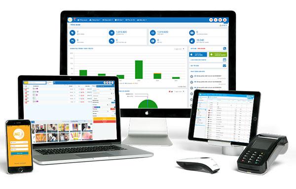 Hướng dẫn sử dụng phần mềm bán hàng