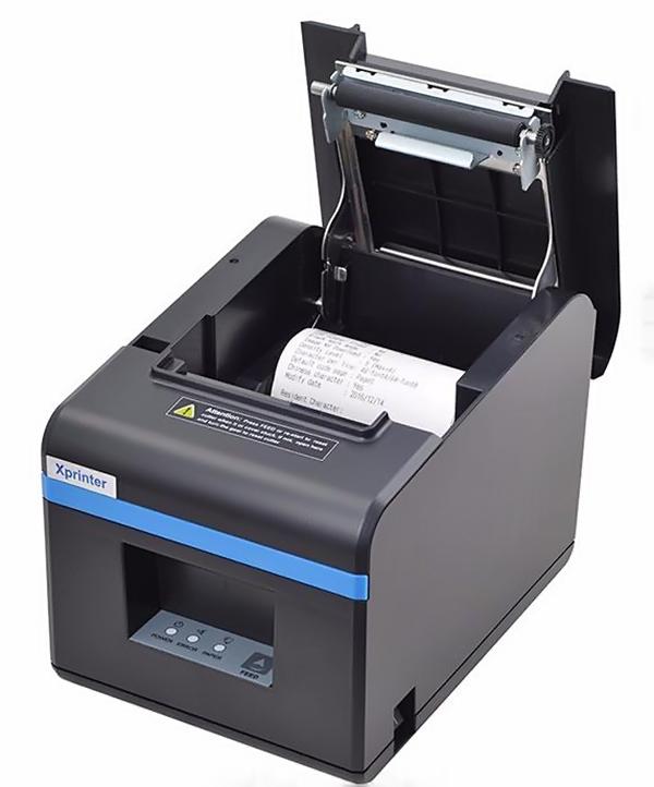 lỗi máy in hóa đơn