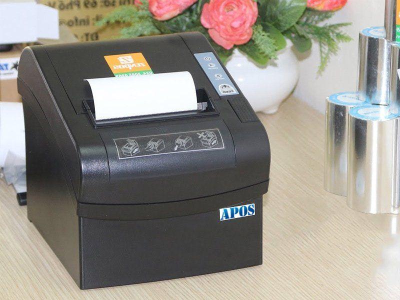 máy in hóa đơn apos