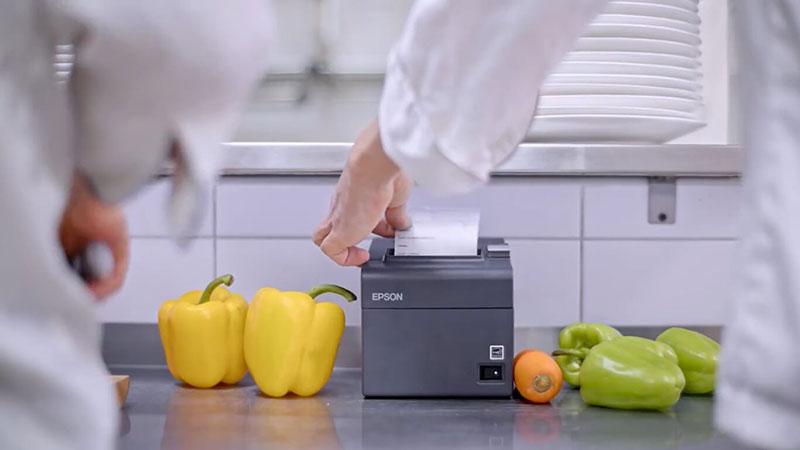 máy in order nhà bếp