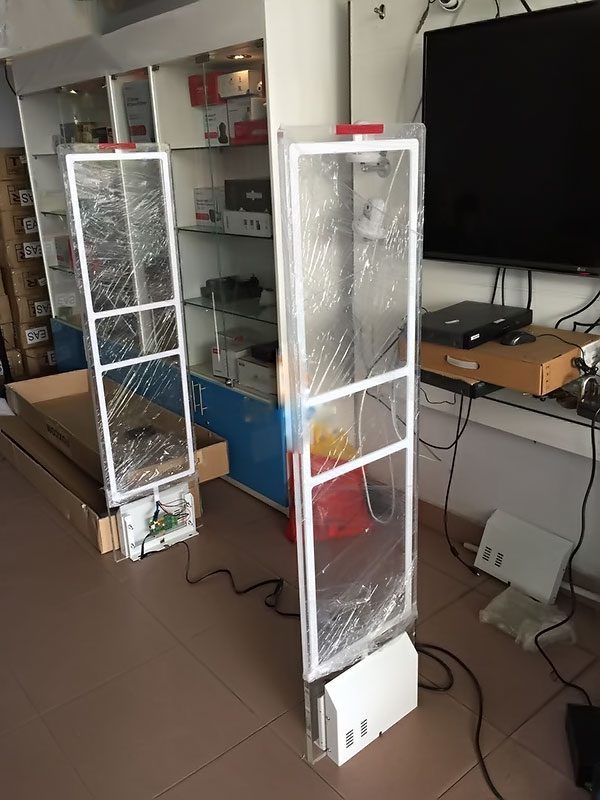 Cổng Từ An Ninh Foxcom EAS-AMM02HP loại mono 1 cánh tự thu phát