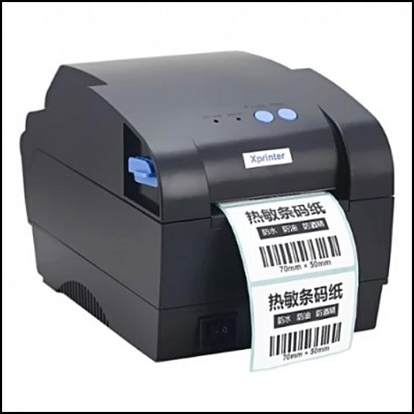 Máy in tem nhãn mã vạch XPrinter XP-365B