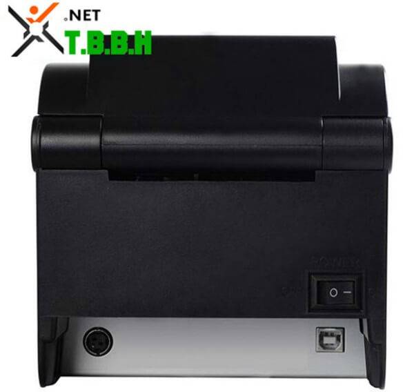 Mặt sau May-in-ma-vach-xprinter-xp350b