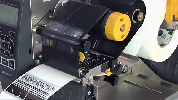 máy in mã vạch bị lỗi