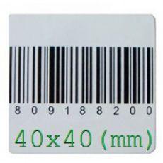 Tem từ mềm RF 8.2 MHz, cỡ tem 4x4cm
